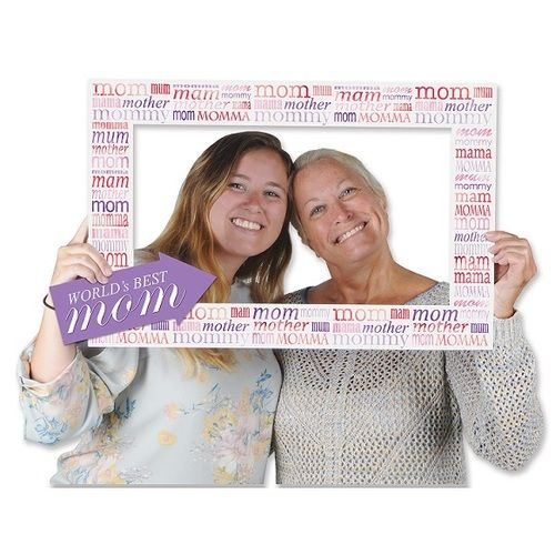 Mother's Day Photo Fun Frame