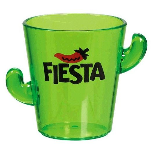 Fiesta Table Accessories Fiesta Cactus Shot Glass Image