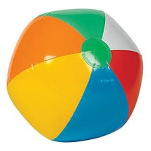 "24"" Beach Ball Inflate"