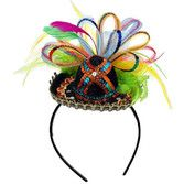 Cinco de Mayo Party Wear Fancy Sombrero Headband Image
