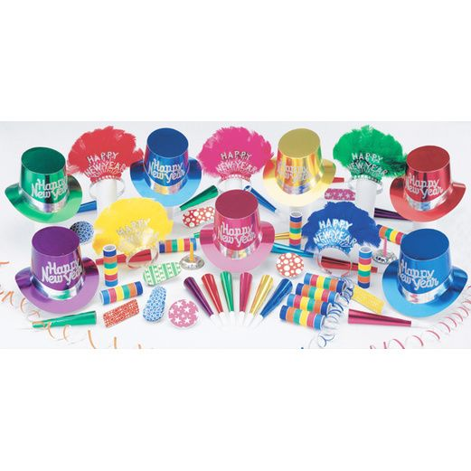 New Years Party Kits Riviera for 25 Image