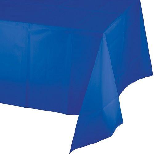 Rectangular Table Cover Royal Blue