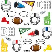 Sports Decorations Football Photo Fun Signs Image