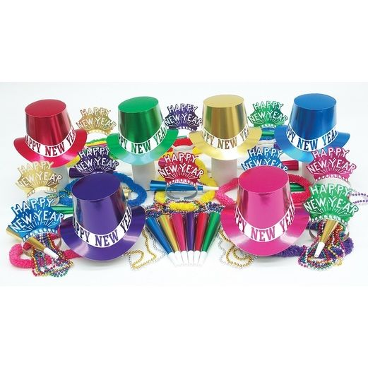 New Year's Eve Party Kits   New Year's Party Kits