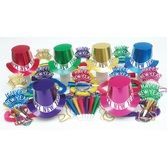 New Years Party Kits Jamboree Party Kit for 50 Image