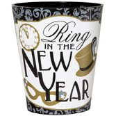 New Years Glow Lights Happy New Year Jazzy Shot Glass Image