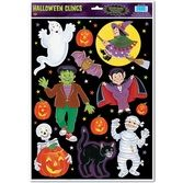 Halloween Decorations Halloween Character Clings Image