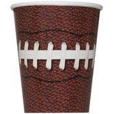 Sports Table Accessories Football Party 9oz Cups Image