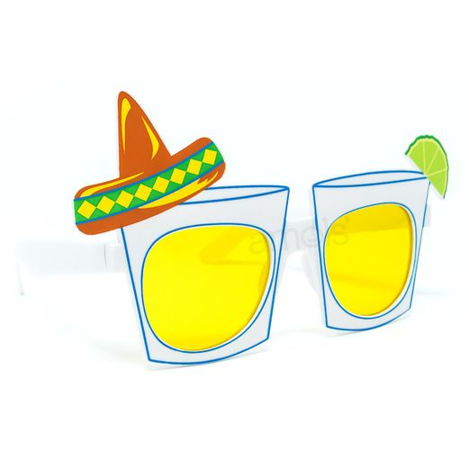 Cinco de Mayo Party Wear Tequila Sunglasses Image