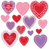 Valentine's Day Decorations Valentine's Day Cutouts Image
