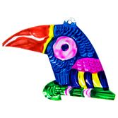 Toucan Tin Ornament Image