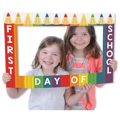 School Days Photo Fun Frame
