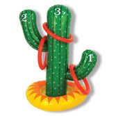 Fiesta Decorations Inflatable Cactus Ring Toss Image