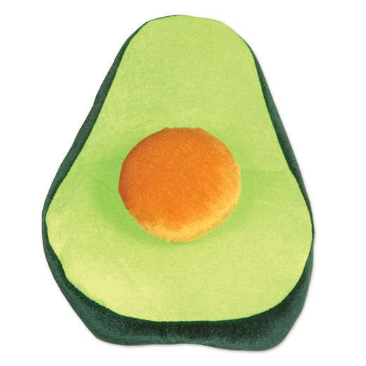 Plush Avocado Hat
