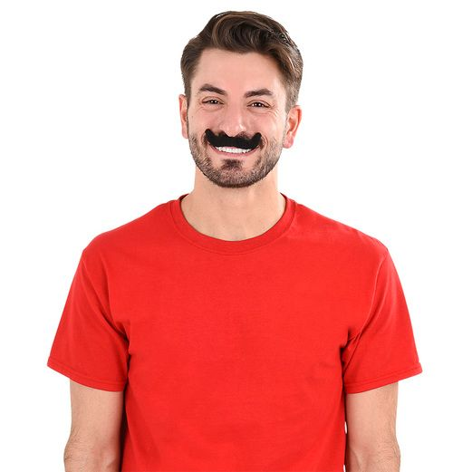 Party Wear Black Mustaches Image