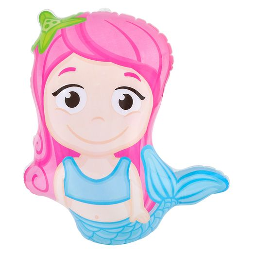 "Favors & Prizes 24"" Mermaid Inflate Image"