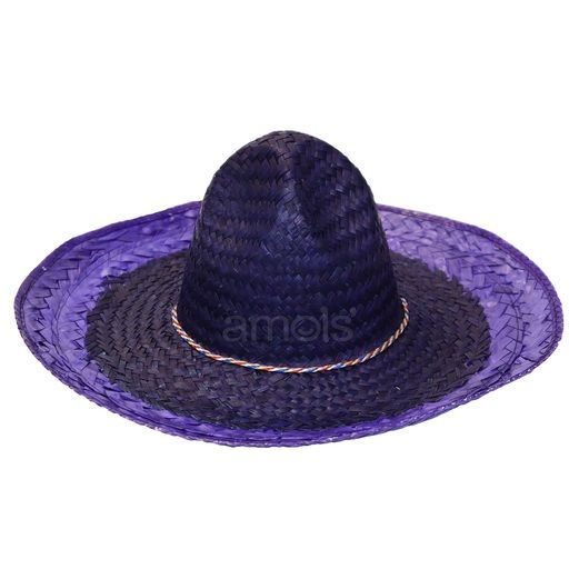 Cinco de Mayo Hats & Headwear Adult Solid Color Sombrero Image
