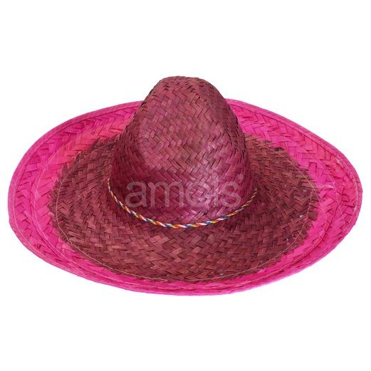 Cinco de Mayo Hats & Headwear Child's Solid Color Sombrero Image