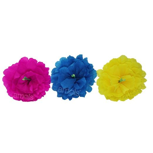 "Juliet's 7"" Flower"