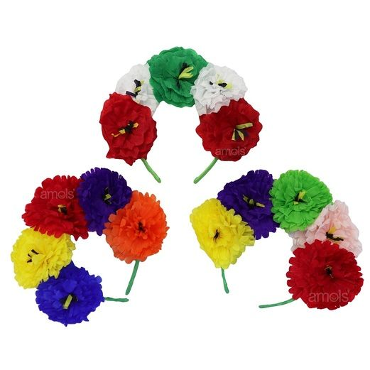 Hats & Headwear Frida Flower Headband Image