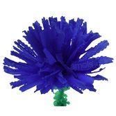 Day of the Dead Decorations Royal Blue Marigold Image