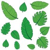 Jungle & Safari Decorations Tropical Leaf Cutouts Image