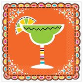 Fiesta Table Accessories Picado de Papel Beverage Napkins Image