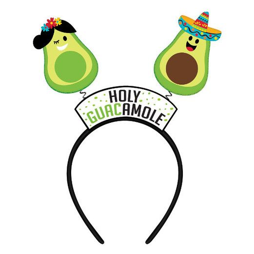 Fiesta Hats & Headwear Avocado Headband Image