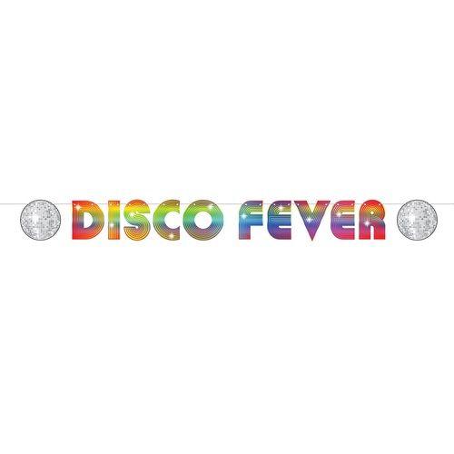 70's Disco Fever Streamer