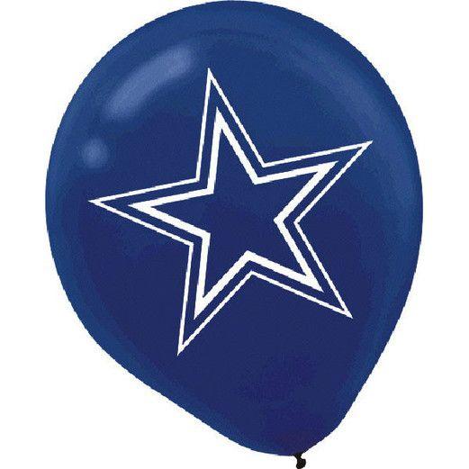 Sports Balloons Dallas Cowboys Balloons Image