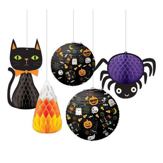 Halloween Decorations Halloween Hanging Bouquet Image