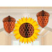 Thanksgiving Decorations Fall Icon Hanging Decor Image