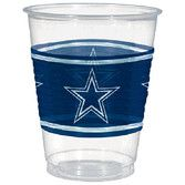 Sports Table Accessories Dallas Cowboys 16oz Cup Image