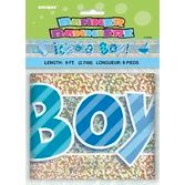 Baby Shower Decorations 9' It's A Boy Banner Image