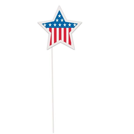 4th of July Patriotic Photo Props Image