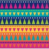 Fiesta Table Accessories Boho Fiesta Beverage Napkin Image