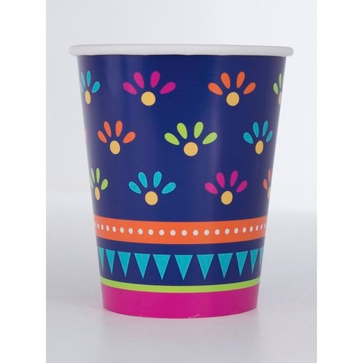 Fiesta Table Accessories Boho Fiesta 9oz Cup 8ct Image