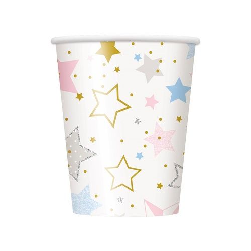 Twinkle Star 9oz Cups 8ct