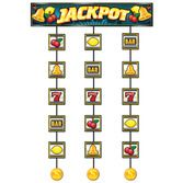Casino Decorations Slot Machine Stringer Image