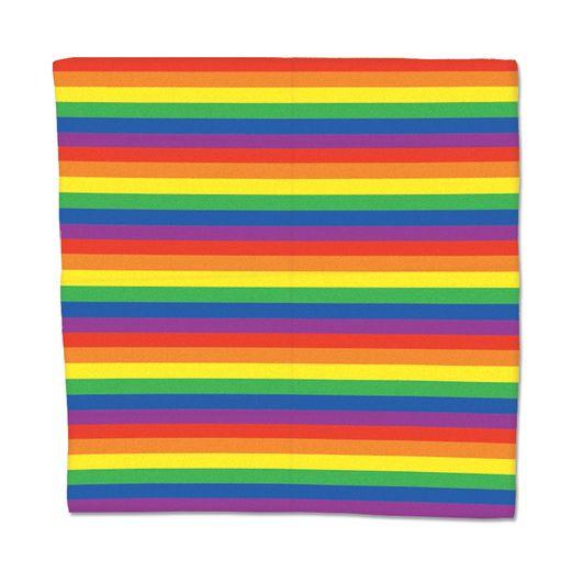 Party Wear Rainbow Bandana Image