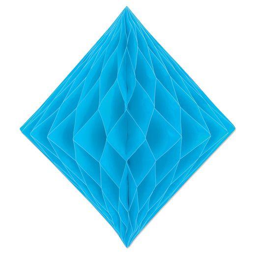 Decorations Turquoise Tissue Diamond Image