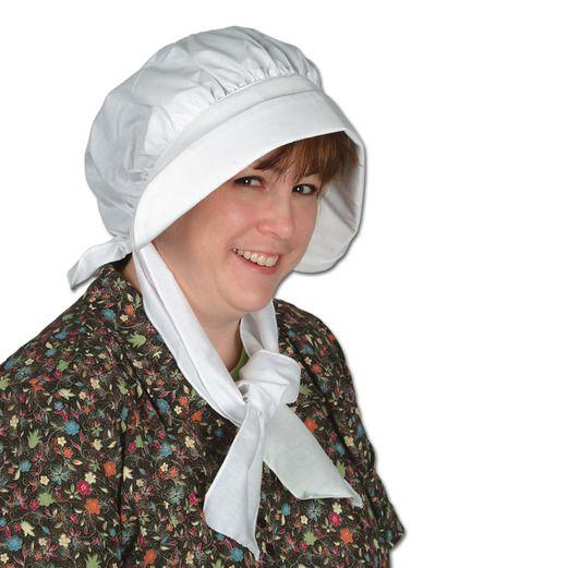Thanksgiving Hats & Headwear Pilgrim Bonnet Image