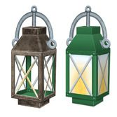 Western Decorations 3-D Lantern Centerpiece  Image