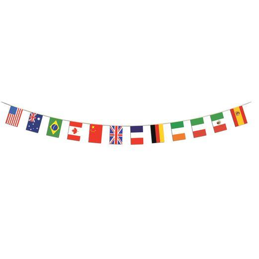 International Decorations International Flag Pennant Image