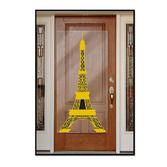 International Decorations Eiffel Tower Door Cover Image