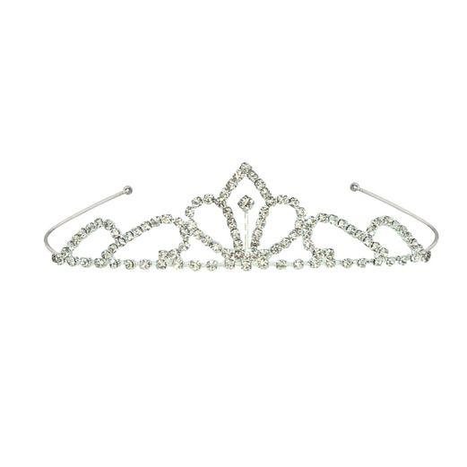 Birthday Party Hats & Headwear Royal Rhinestone Tiara Image