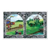 Birthday Party Decorations Castle Window Insta View Image