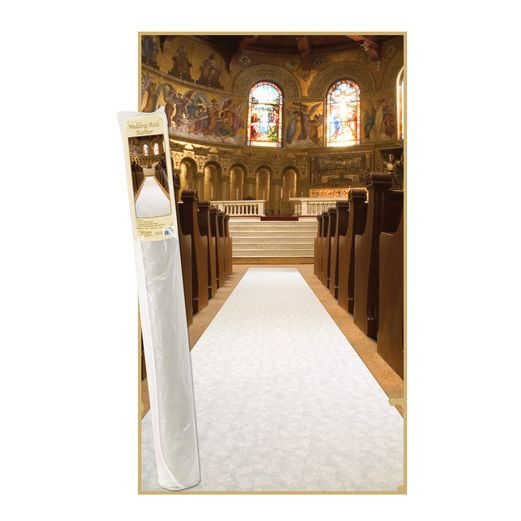 Wedding Decorations Elite Collection Aisle Runner Image
