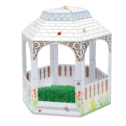 Wedding Decorations Gazebo Centerpiece Image