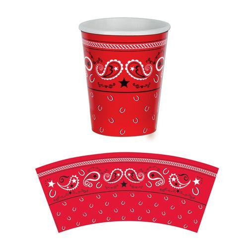 Bandana Cups